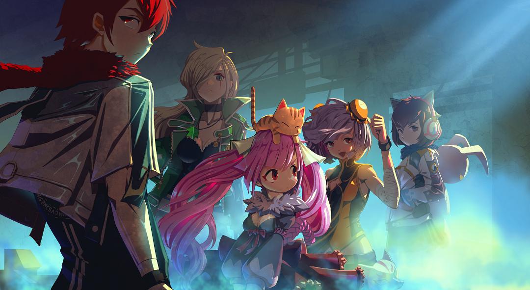 Anime ARPG & roguelite Zengeon