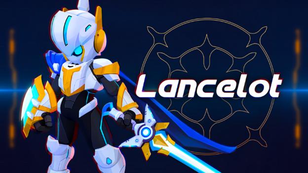 Lancelot Graphic - Fallen Knight