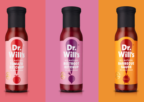 The Ketchup & BBQ Pack - image of sauce bottles