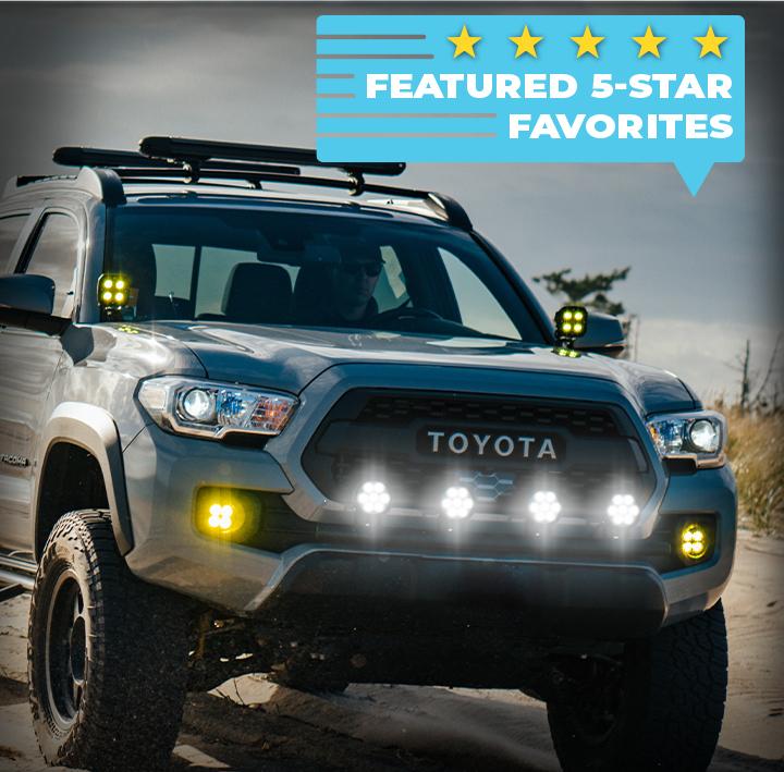 5-Star Favorites