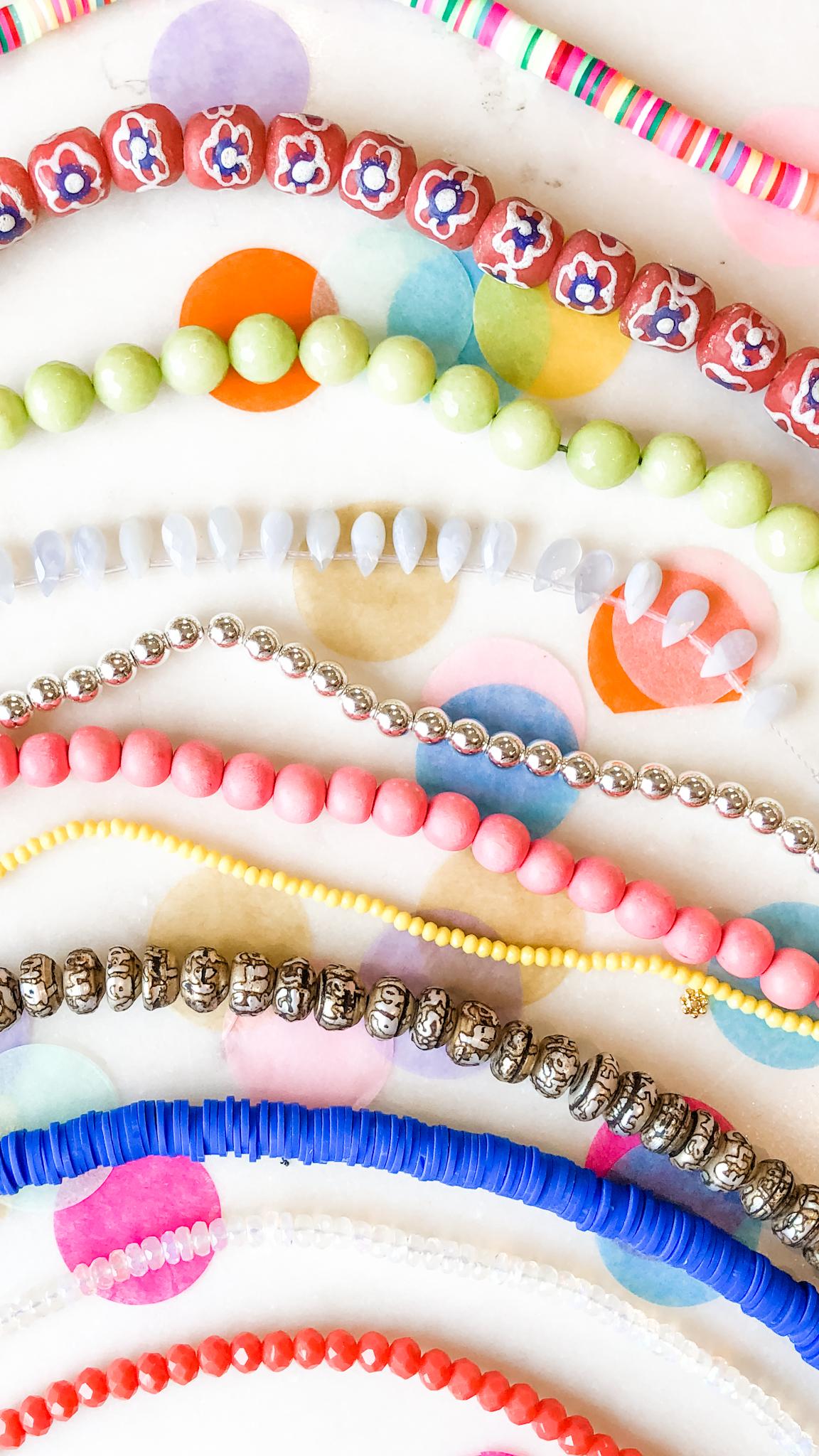 bead strands