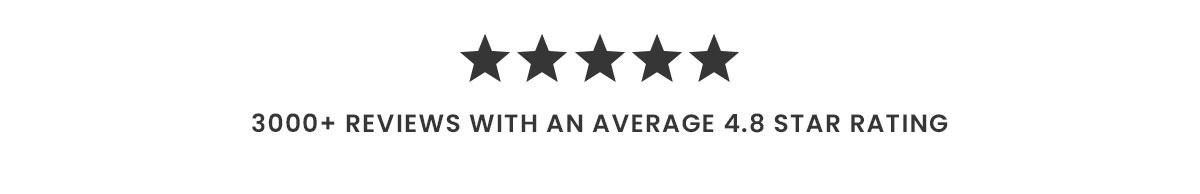4.8 Google Star Rating