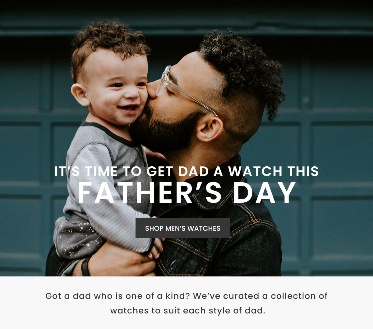 Father's Day Gift Guide. Shop Men's Watches.