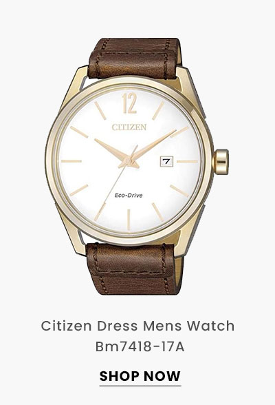 Citizen Dress Mens Watch Bm7418-17A. Shop Now.