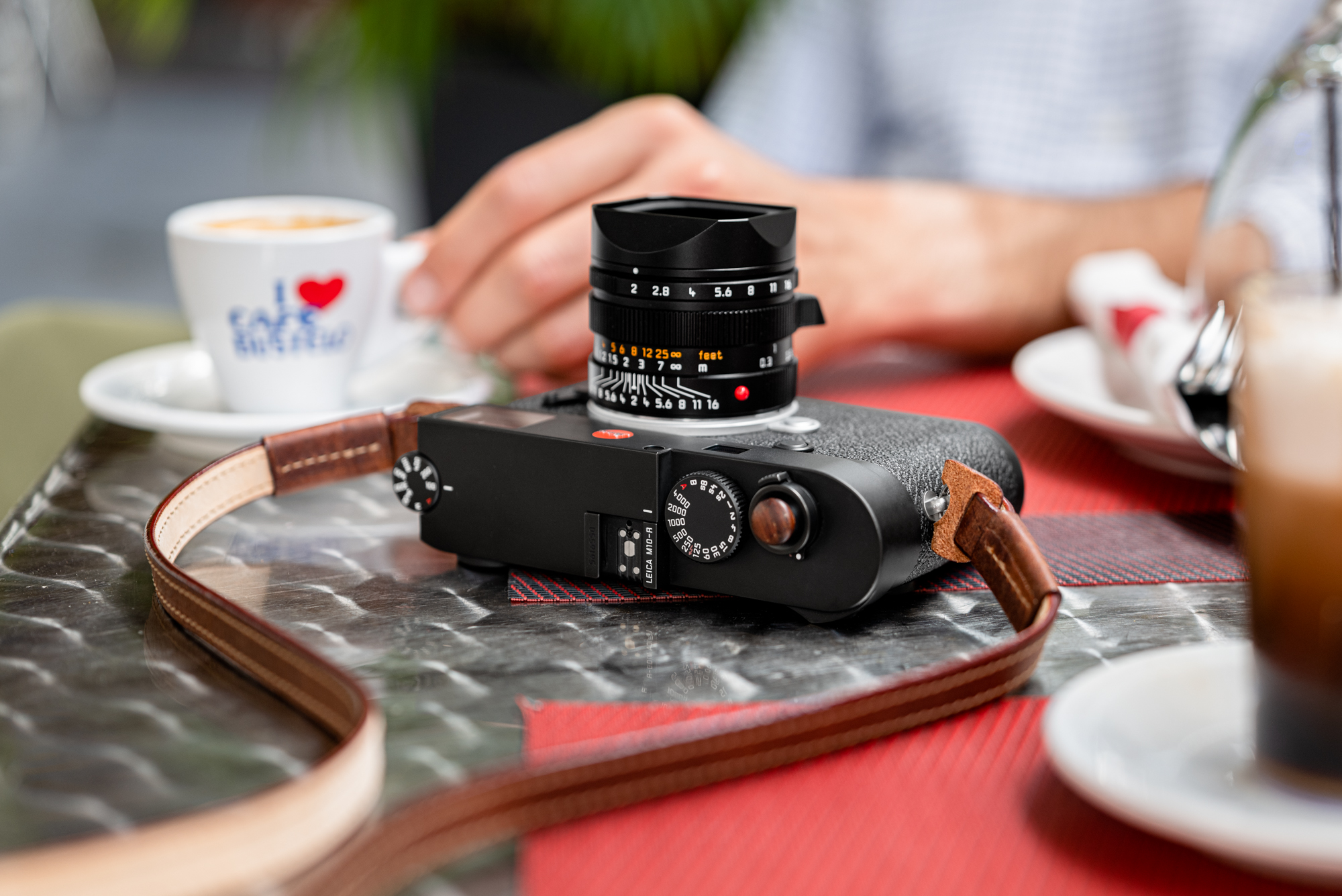 Trade up to a Leica M10-R or M10 Monochrom and receive 90% of Fair Market Value for your trade.