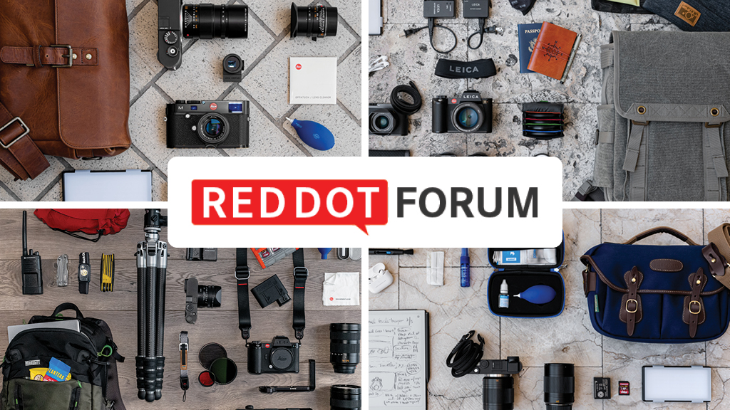 What's in Our Camera Bags: 2021 Edition on Red Dot Forum