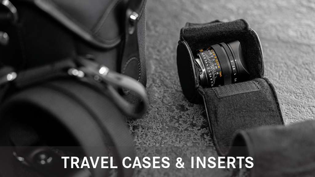 Travel Cases & Inserts