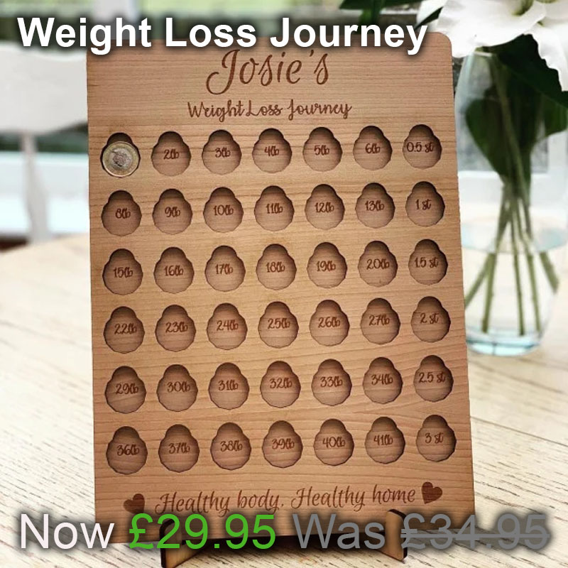 Personalised Weight Loss Journey