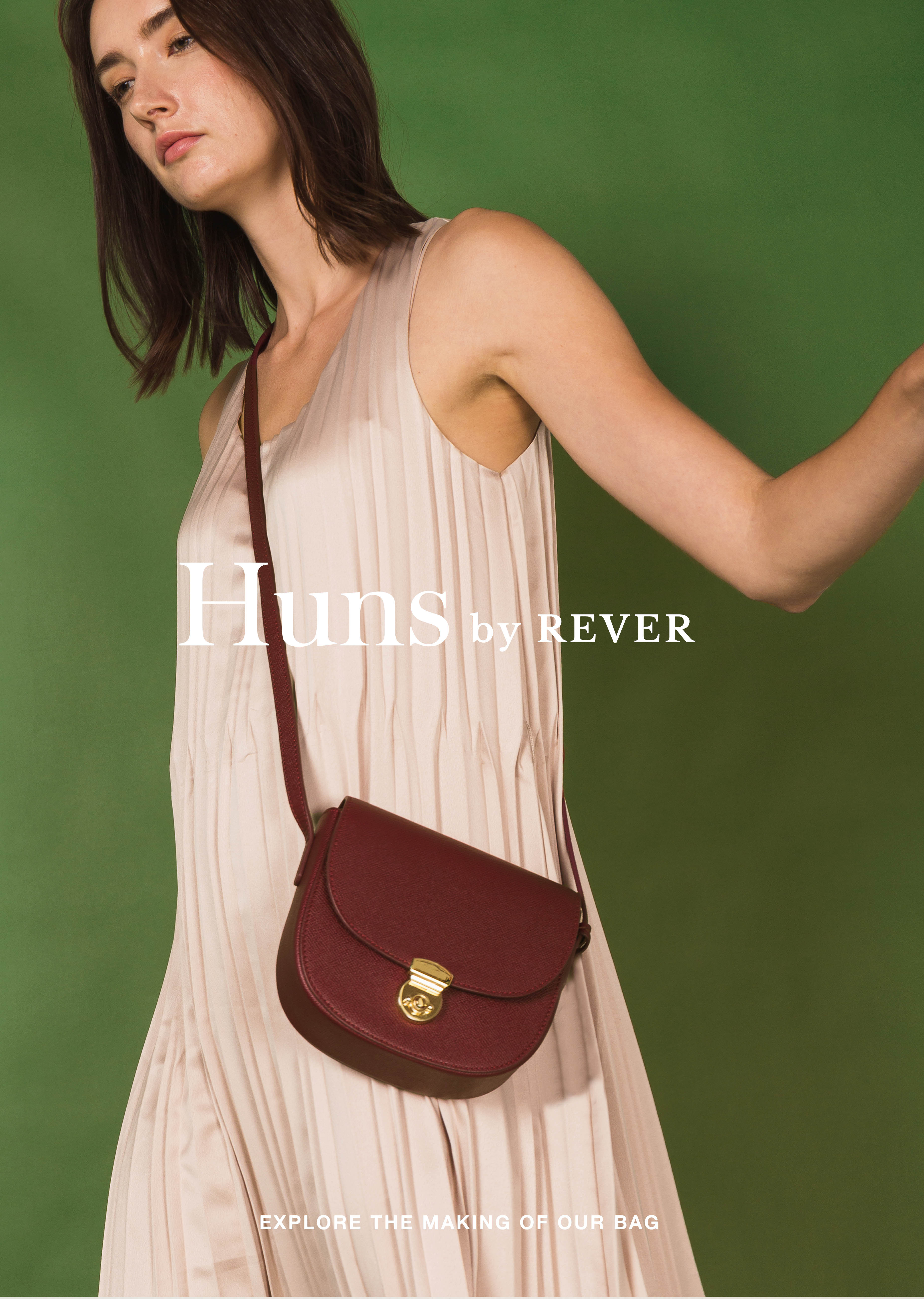 Shop Our Huns Saddle –Rever Leather Goods