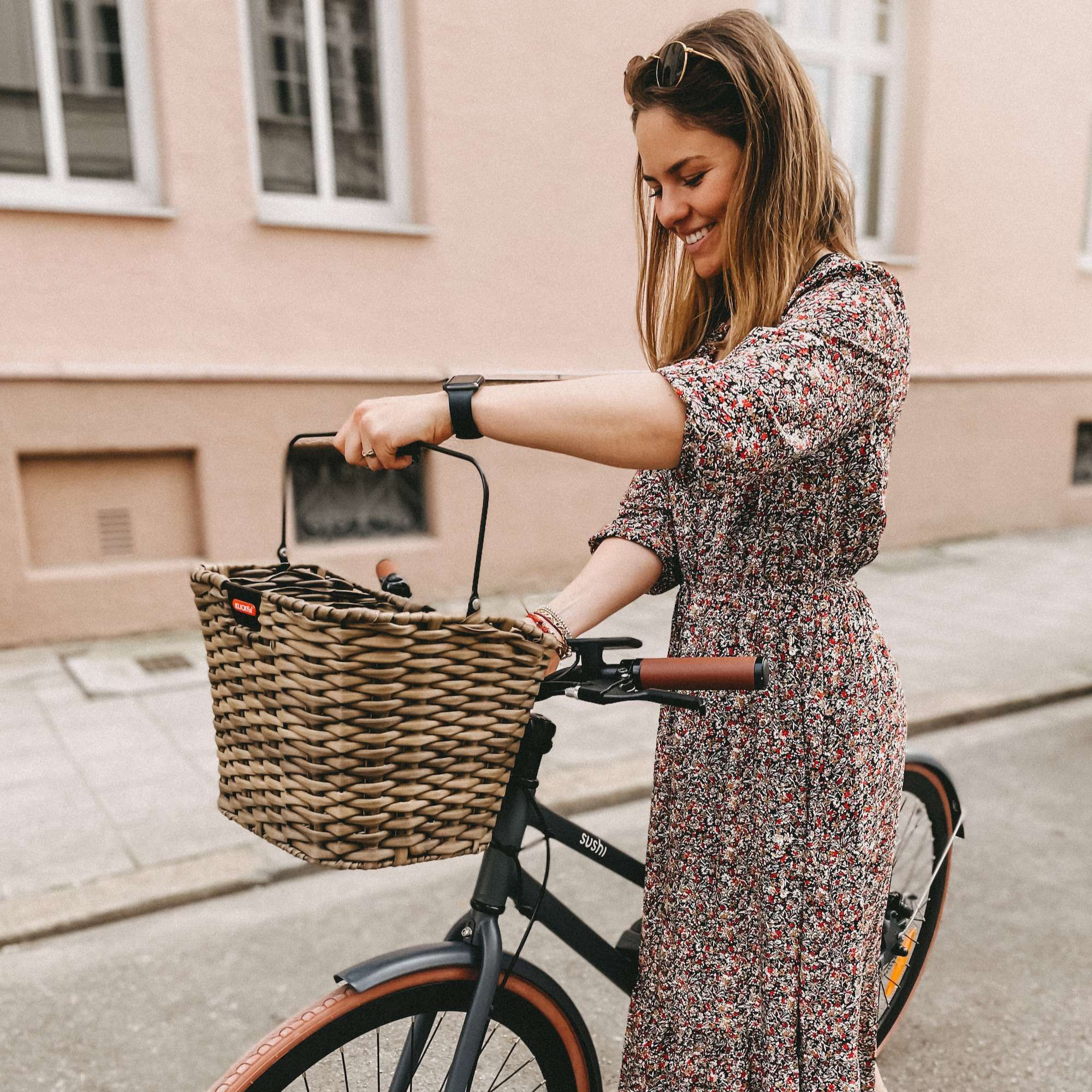 Fahrradkorb für E-Bike
