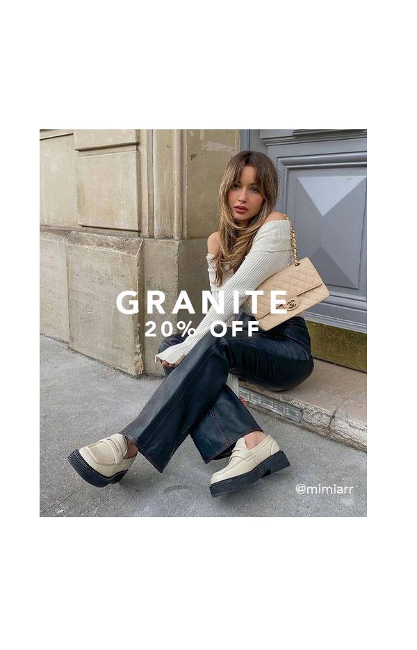 GRANITE   Shop Now