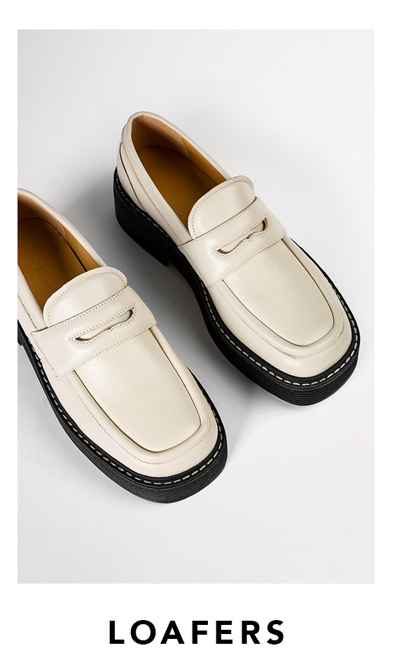 LOAFERS   SHOP NOW