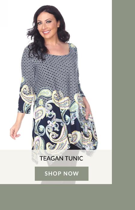Plus Size Teagan Tunic