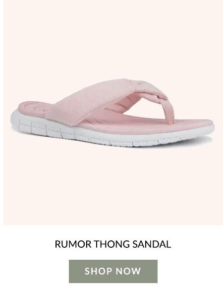 Rumor Thong Sandal