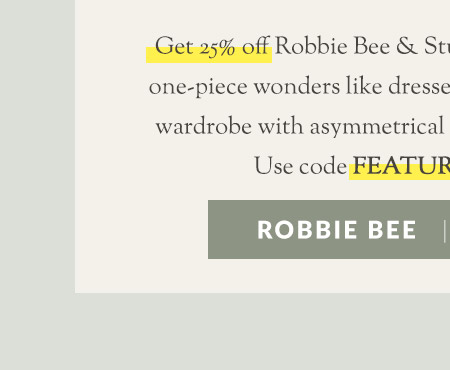 Discover Robbie Bee