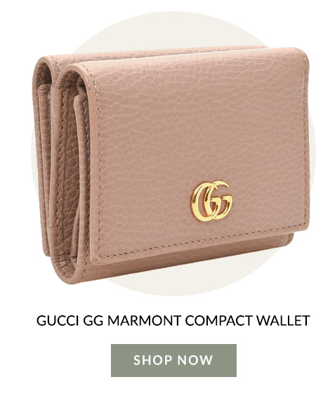 Gucci GG Marmont Compact Wallet
