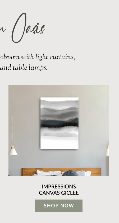 Impressions Canvas Giclee