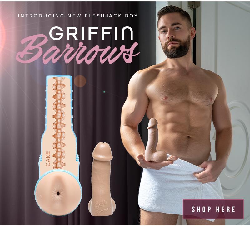 The new Fleshjack Boy Griffin Barrows