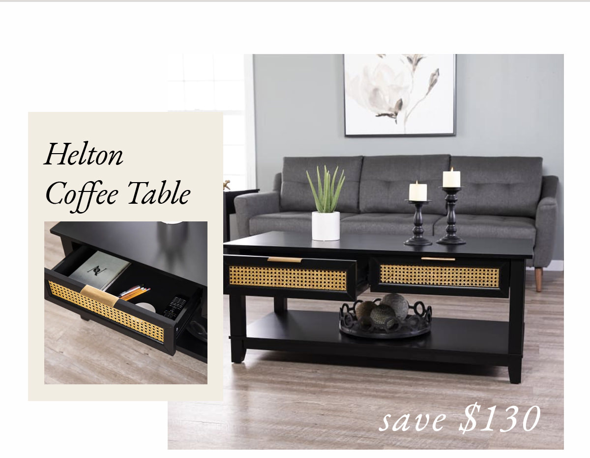 Helton Coffee Table | SHOP NOW