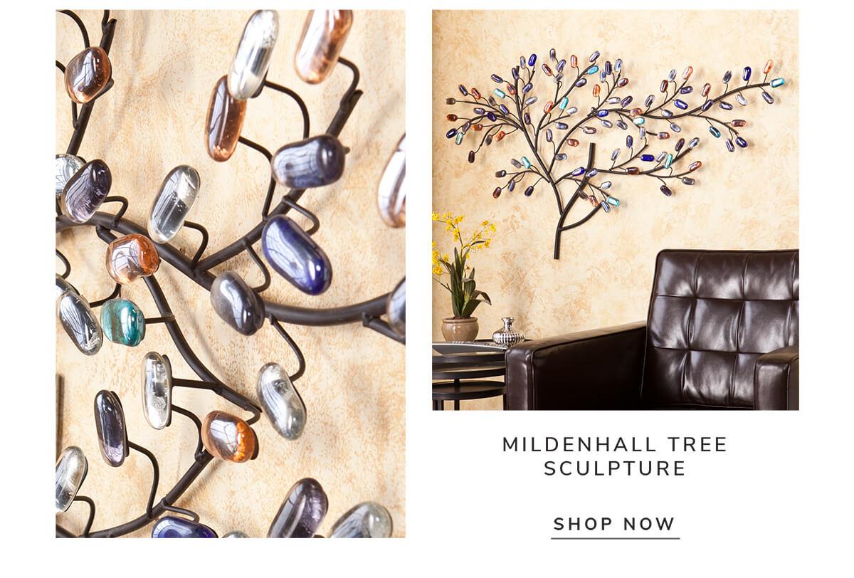 Mildenhall tree sculpture   SHOP NOW