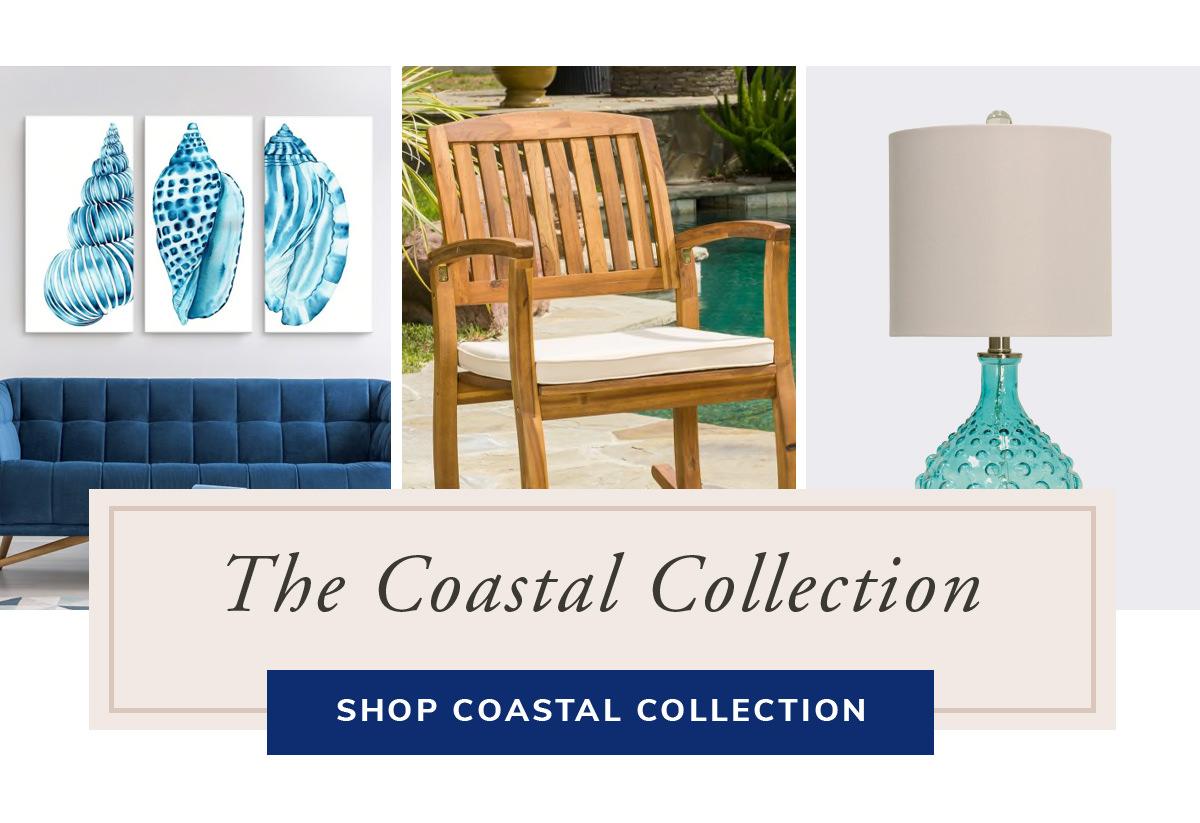 The Coastal Collection | SHOP COASTAL COLLECTION