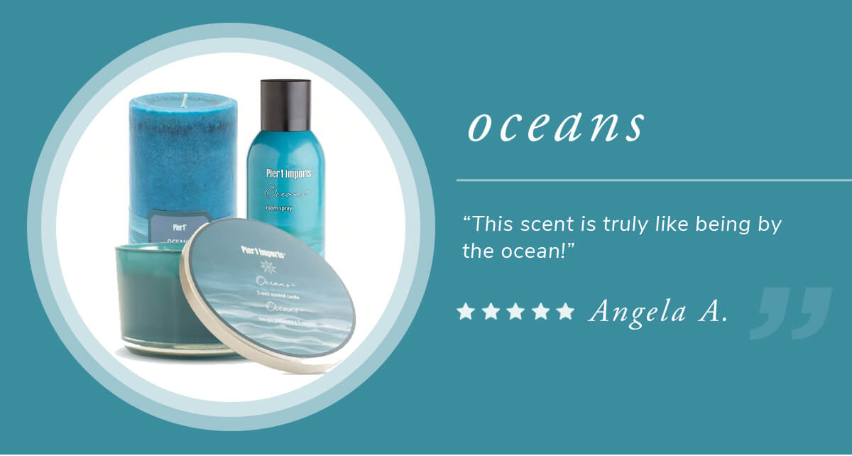 Oceans Scents | SHOP NOW