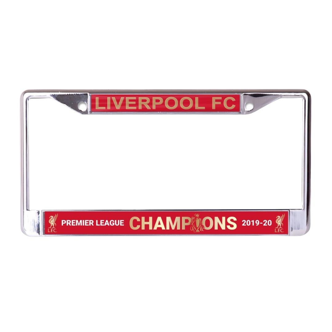 LFC Champions License Plate Frame