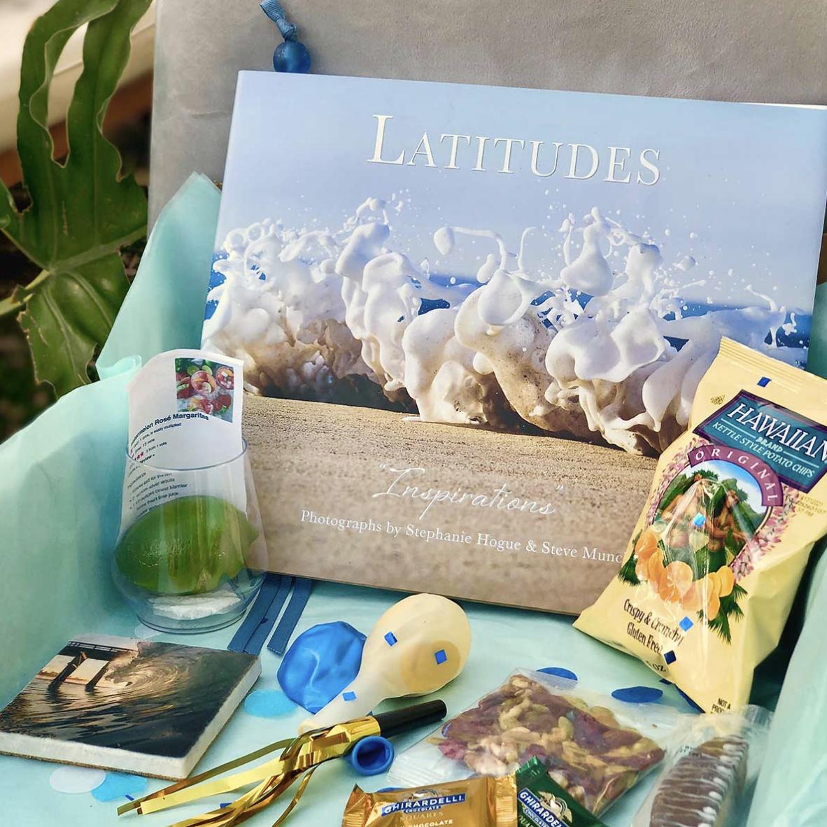 Latitudes New Book