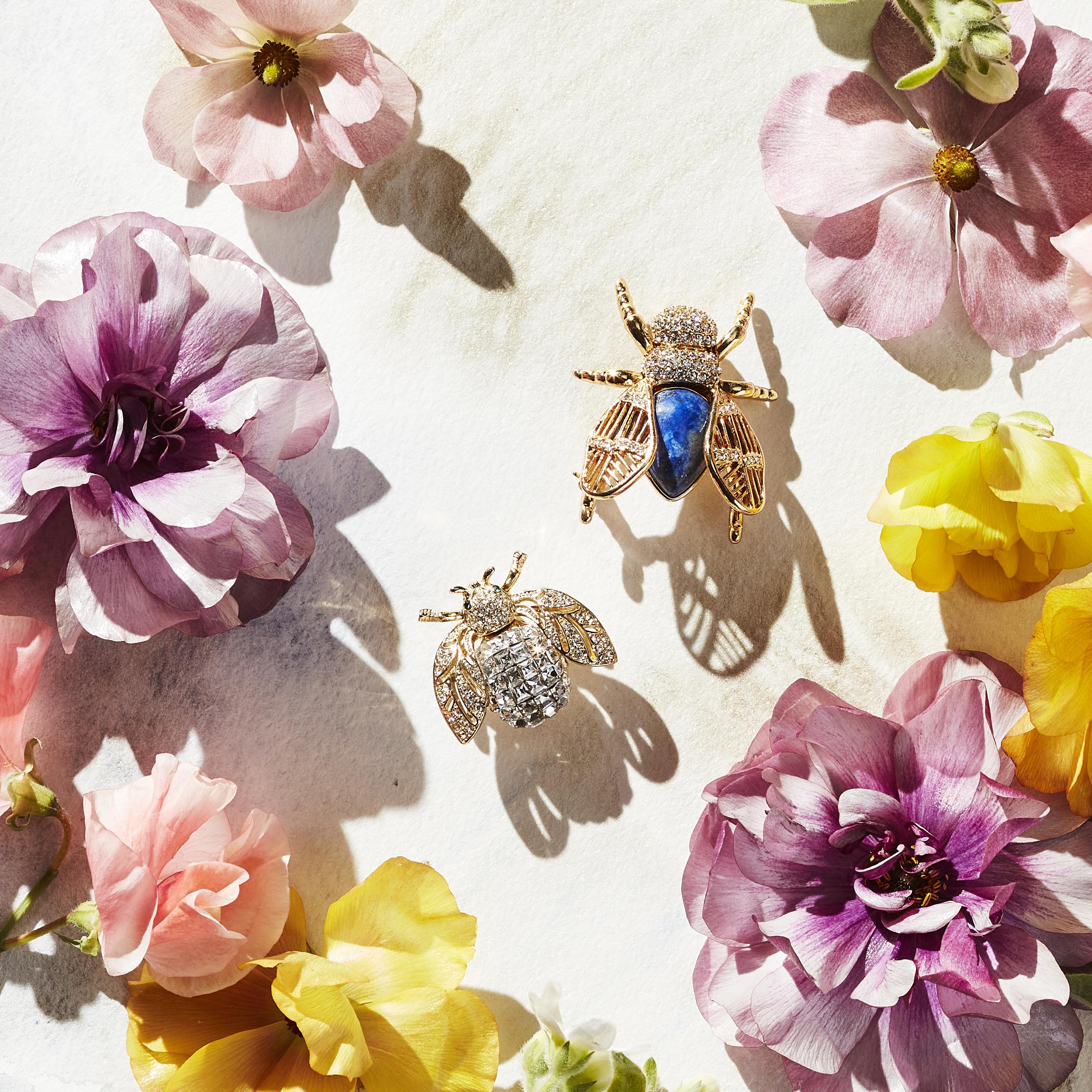 Joanna Buchanan Bug Brooches