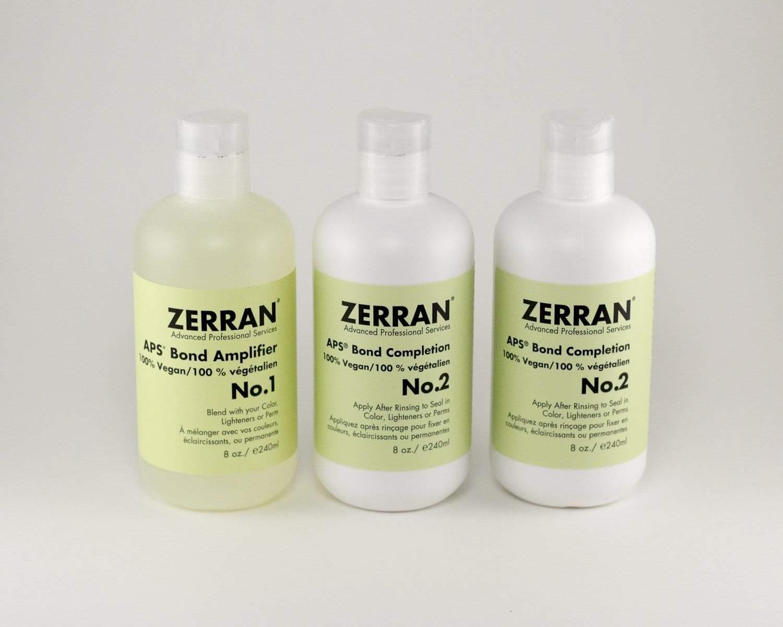 Zerran APS salon kit   cosmeticworld.ca
