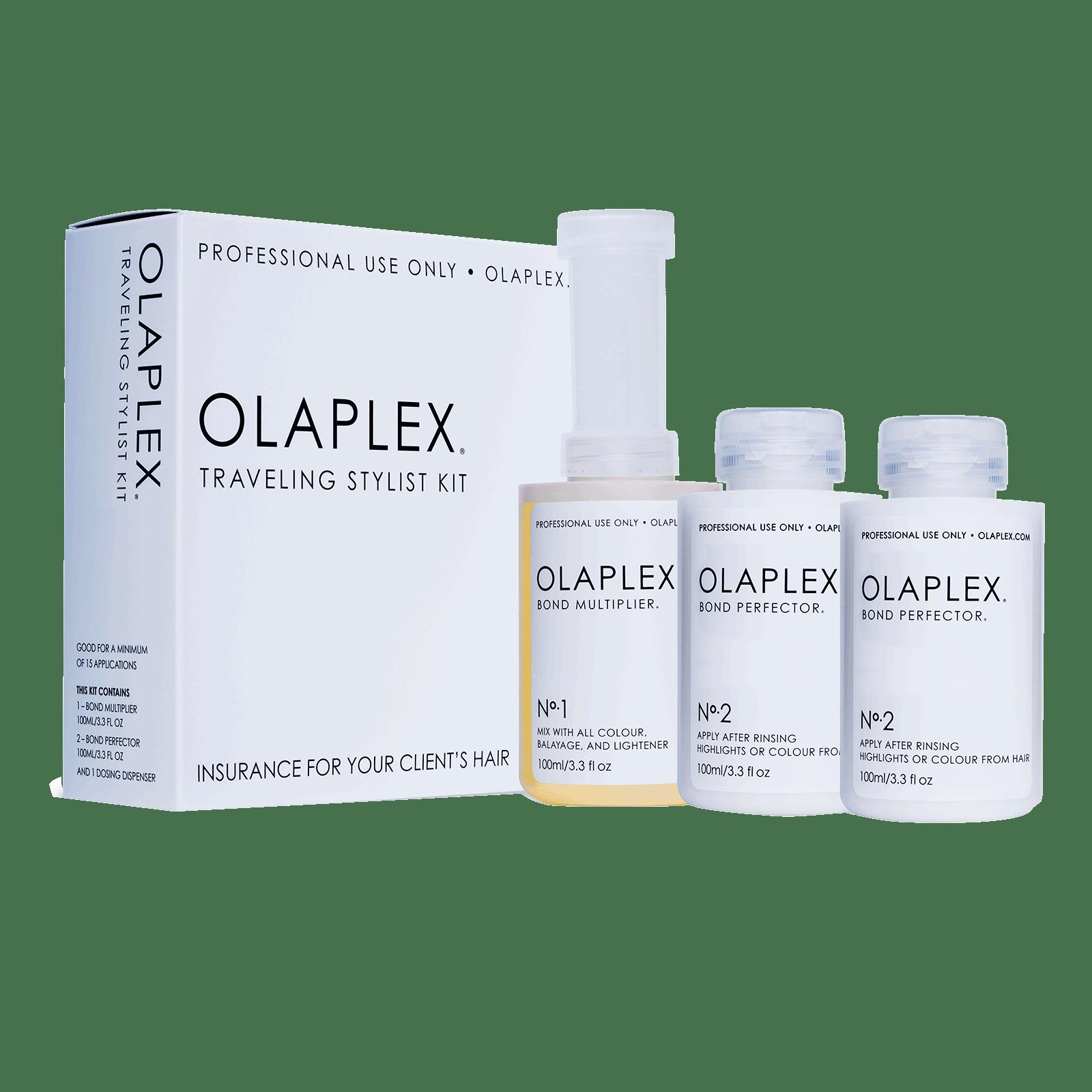 Olaplex Traveling Stylist Kit   cosmeticworld.ca