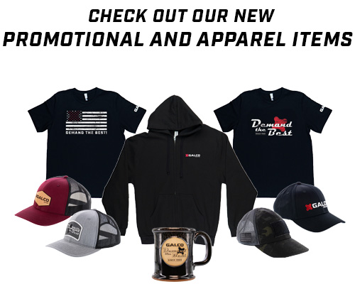 Promotional and Apparel Items
