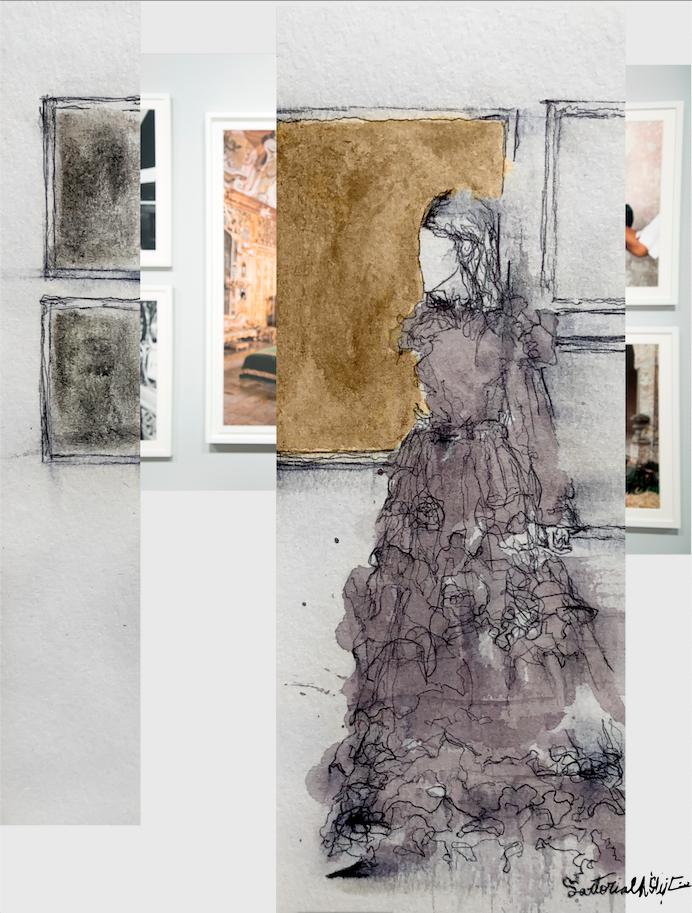 Exhibit, 2020 by Ruben Burgess Jr.