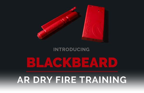 INTRODUCING BLACKBEARD - AR DRY FIRE TRAINING