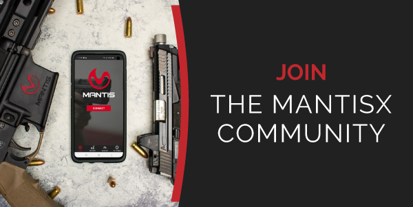 JOIN THE MANTISX COMMUNITY