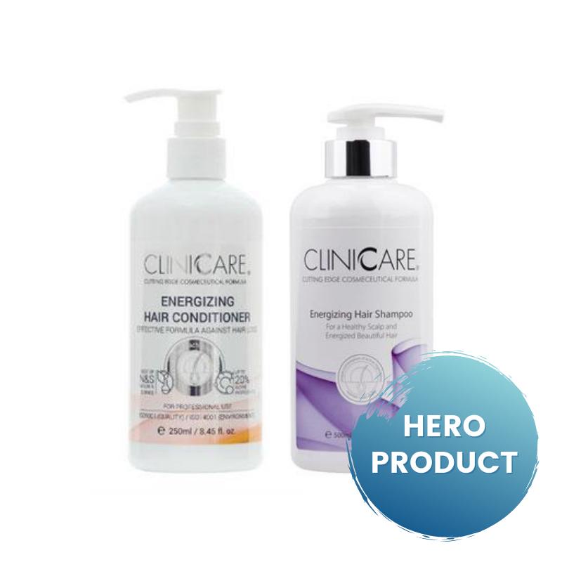 Clinicare Shampoo and Conditioner