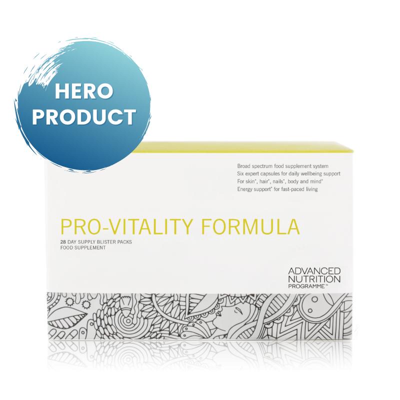 Pro - Vitality Formula, Advanced Nutrition