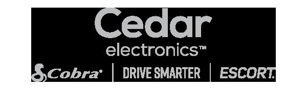 Cedar electronics™ | Cobra® | DRIVE SMARTER | ESCORT®