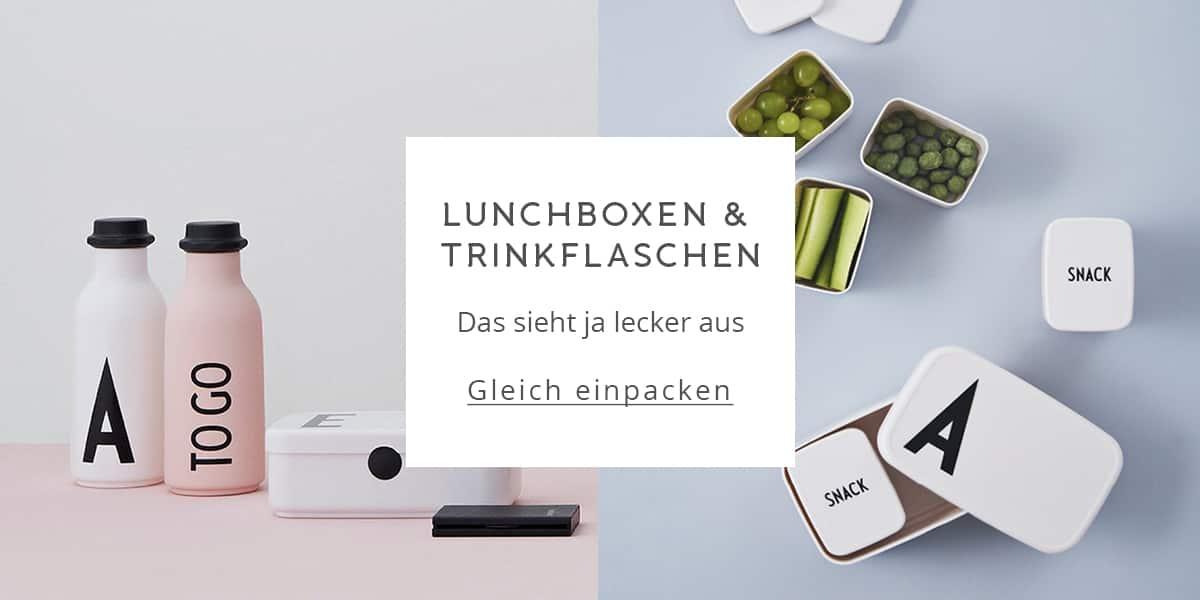 Trinkflaschen & Lunchboxen