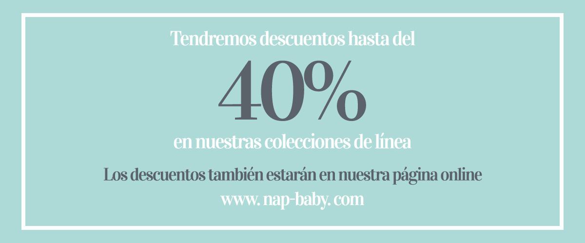 40% EN EXPO TU BEBE Y TU