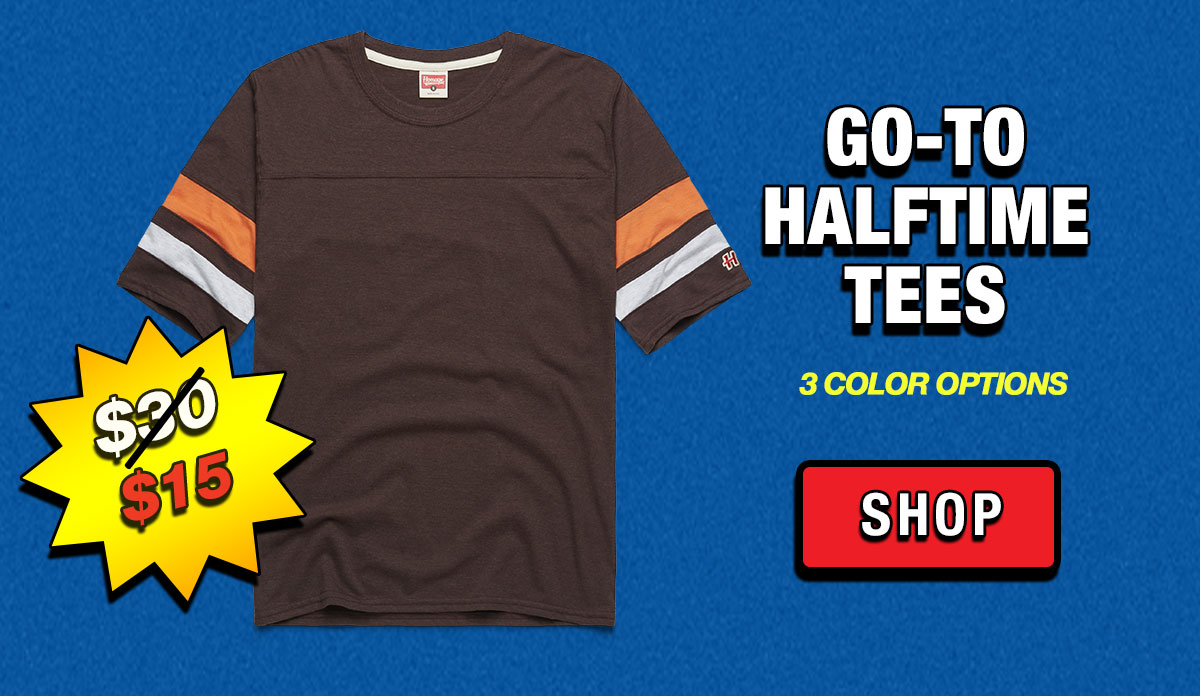 Go-To Halftime Tees