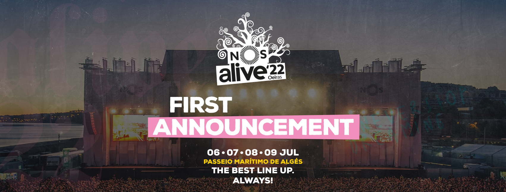 Nos Alive: First announcement for Nos Alive 2022 1