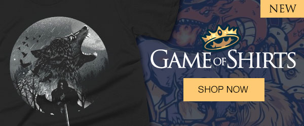 Game of Shirts Collection