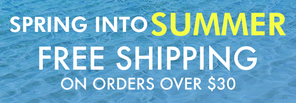 Spring Into Summer - Free Shipping Over $30 RIPT Apparel