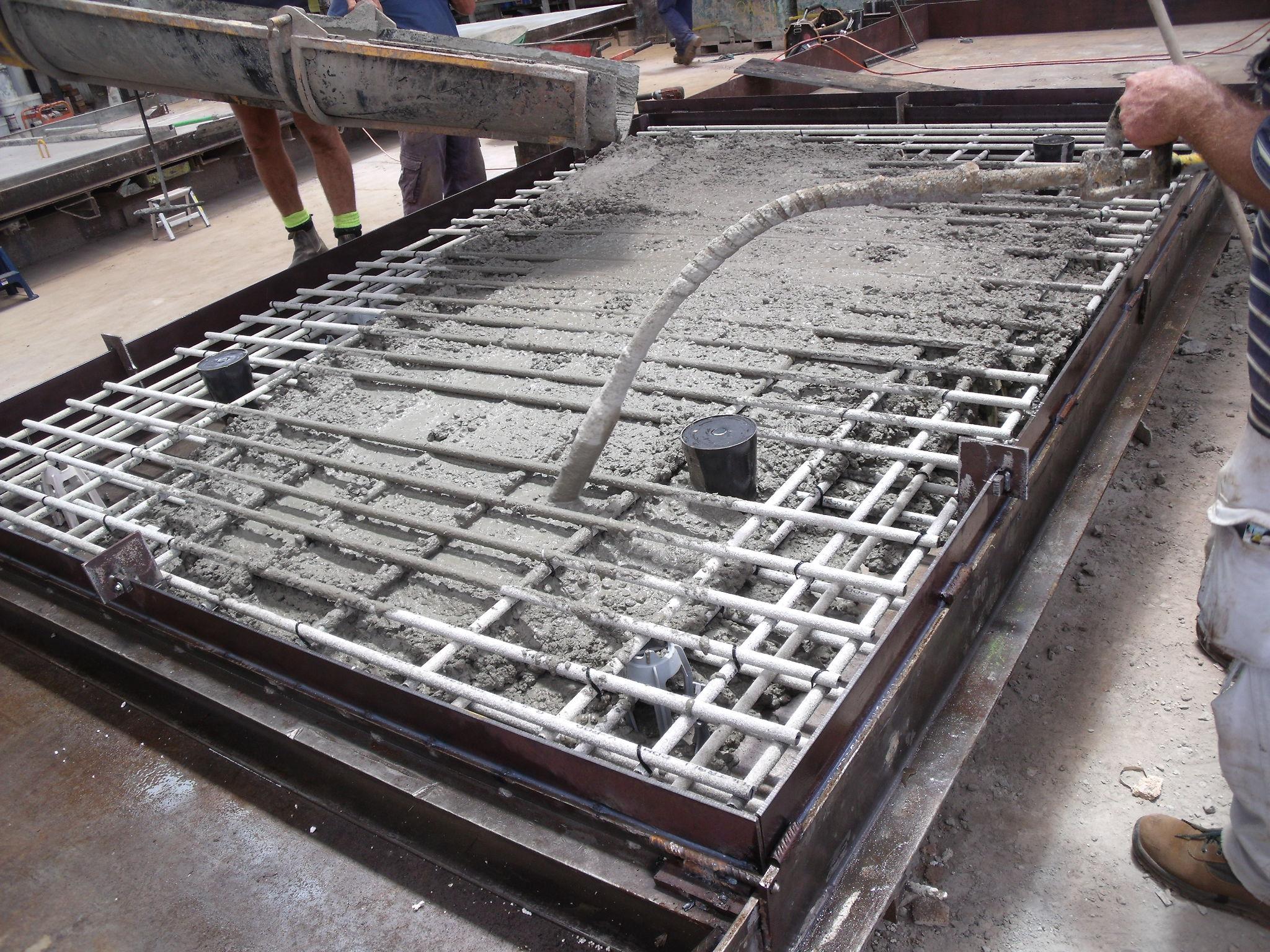 V-Rod Installation at Anthon's Landing Jetty, Wyndham Western Australia