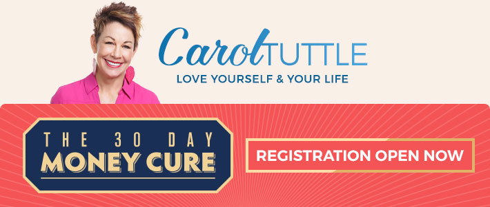 Only a week left! shop.liveyourtruth.com/moneycure/