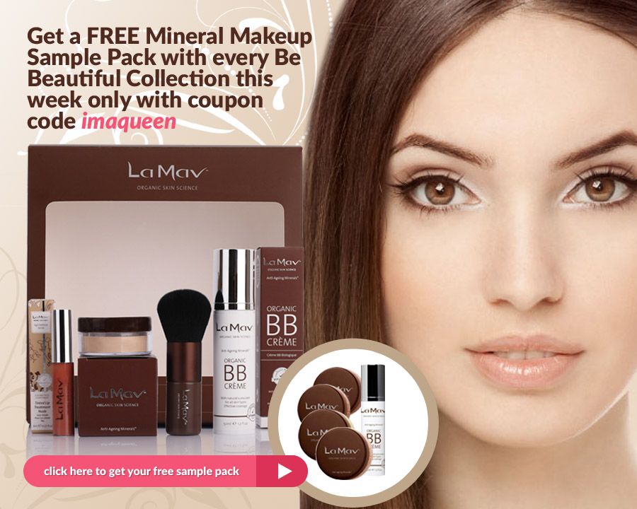 Free Mineral Foundation Samples