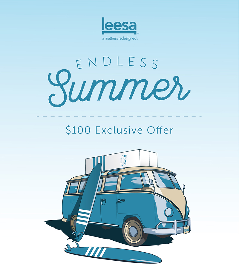 Shop the exclusive $100 Endless Summer Offer - Click Here
