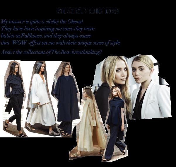 Fashion Icons: Olsen Twins