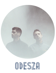 Who are you currently listening to on repeat: Odesza
